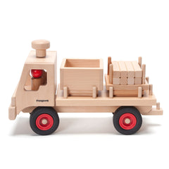 flatbed truck - Nova Natural Toys & Crafts - 2