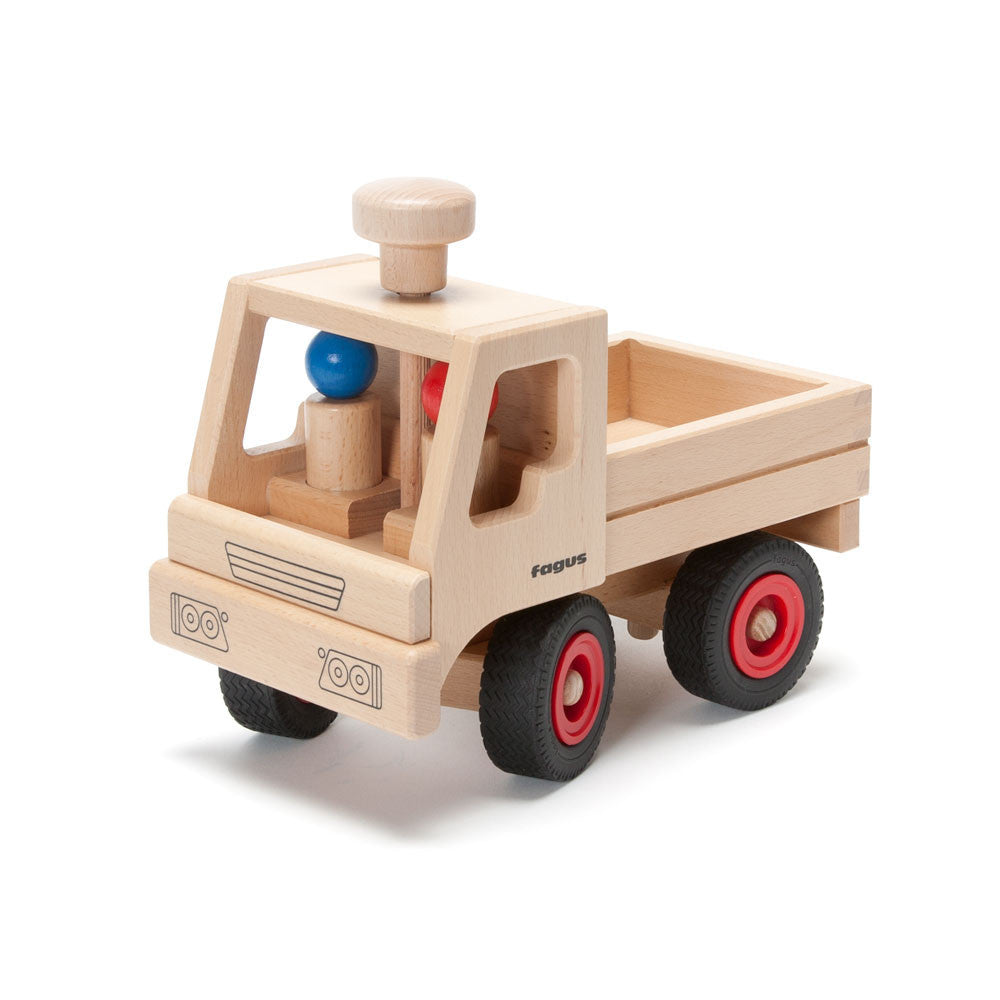 unimog - Nova Natural Toys & Crafts - 2