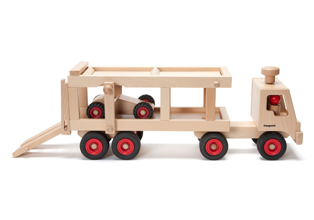 car carrier - Nova Natural Toys & Crafts - 3
