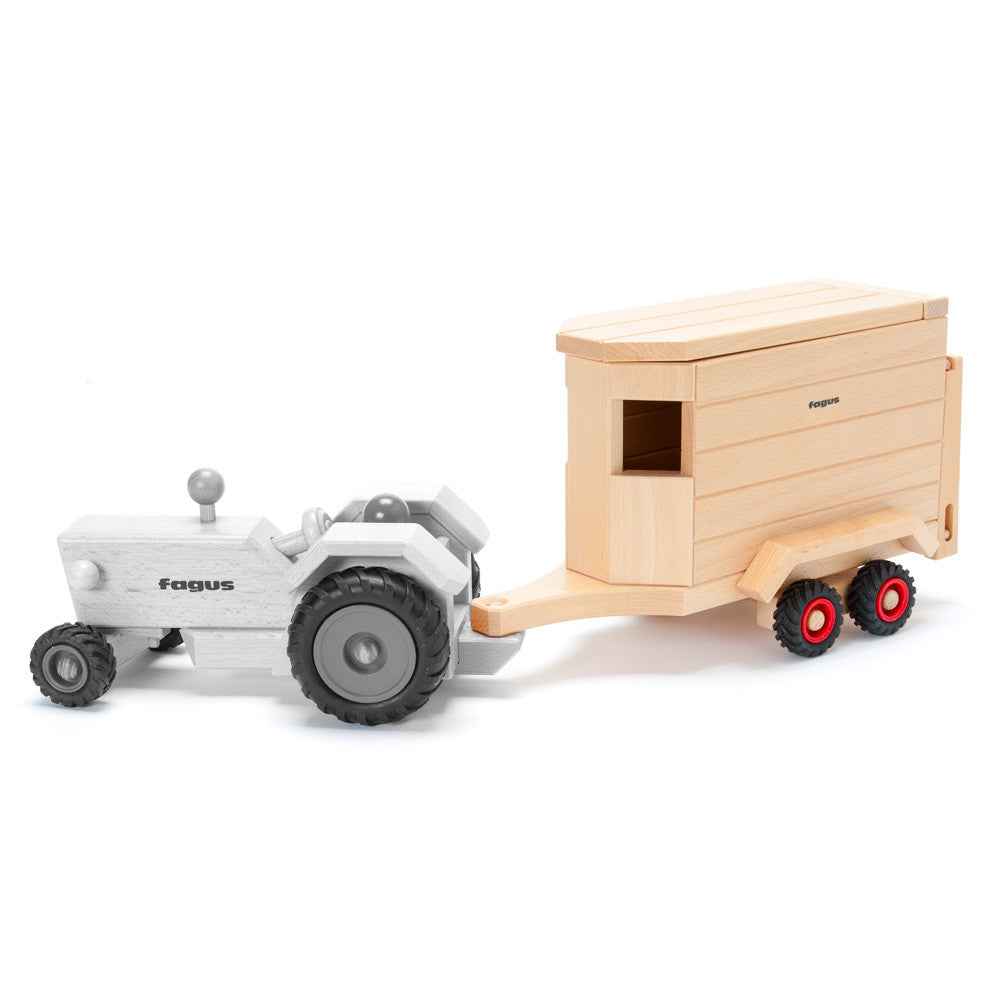horse trailer - Nova Natural Toys & Crafts - 4