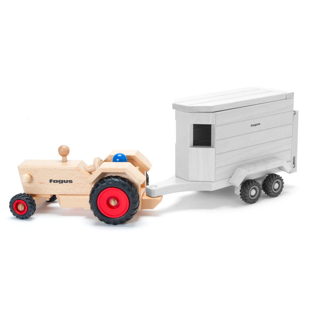 tractor - Nova Natural Toys & Crafts - 4