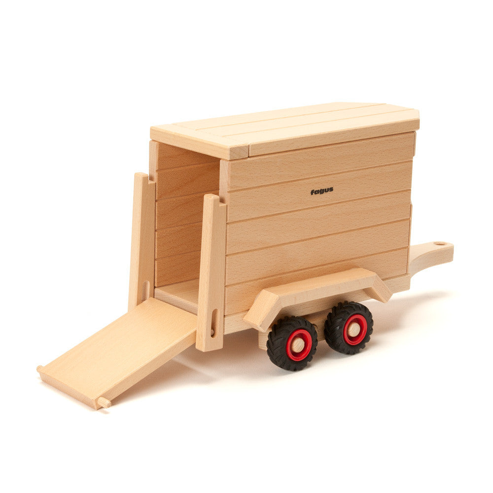 horse trailer - Nova Natural Toys & Crafts - 2