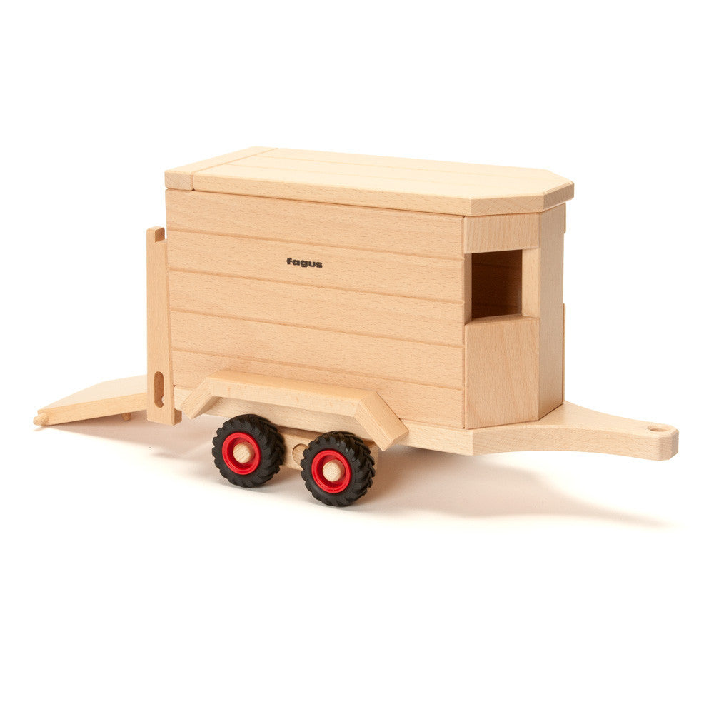 horse trailer - Nova Natural Toys & Crafts - 3