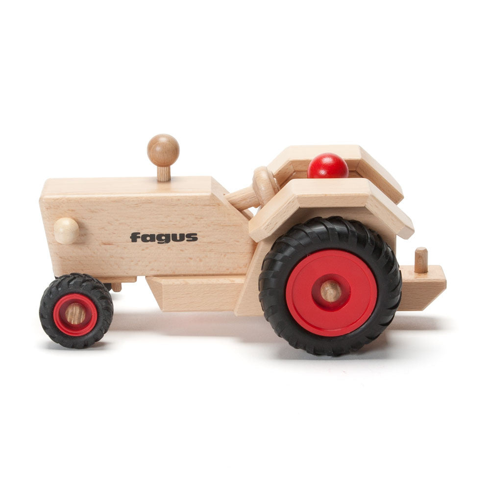 tractor - Nova Natural Toys & Crafts - 3