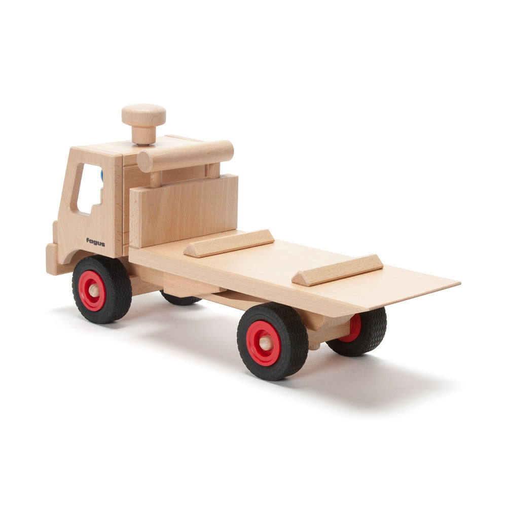 tow truck - Nova Natural Toys & Crafts - 2