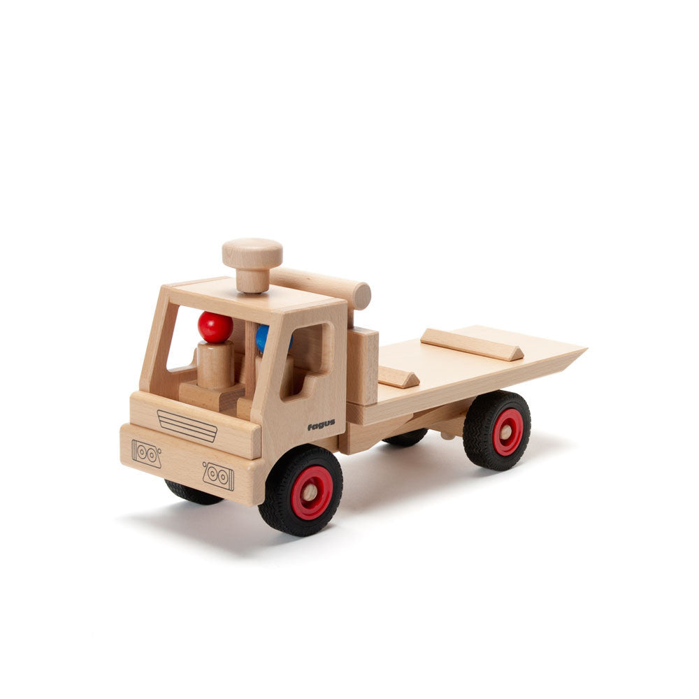 tow truck - Nova Natural Toys & Crafts - 3