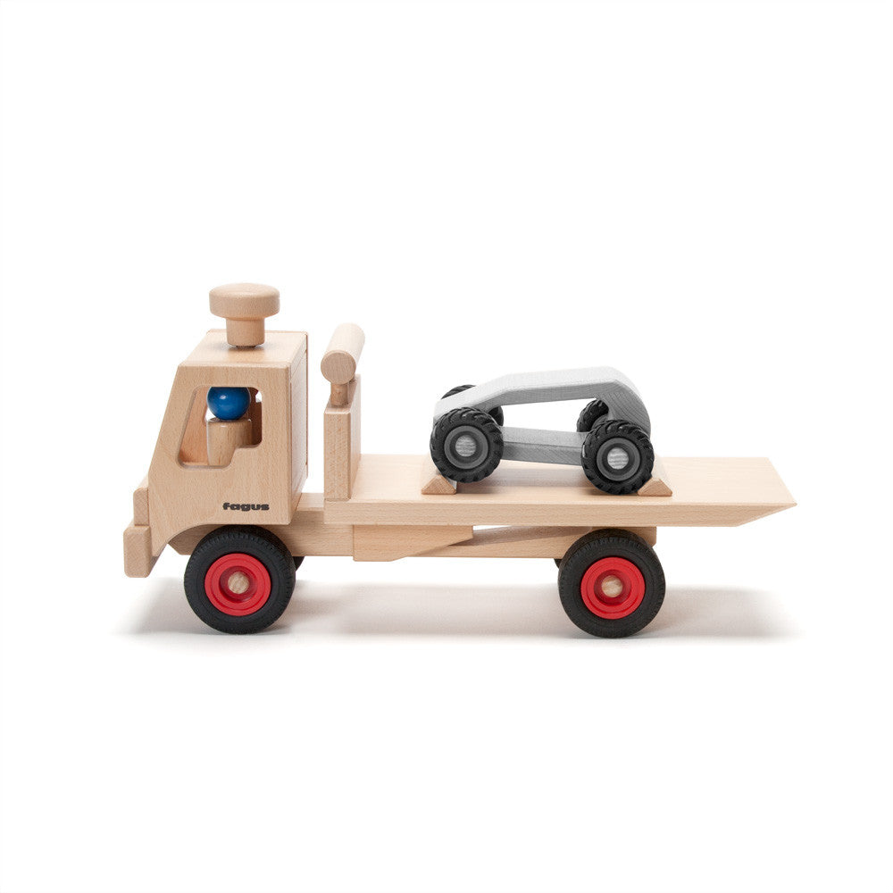 tow truck - Nova Natural Toys & Crafts - 5