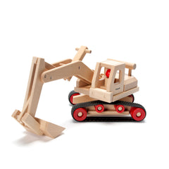 excavator - Nova Natural Toys & Crafts - 2