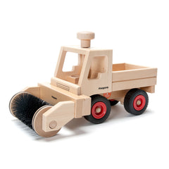 street sweeper - Nova Natural Toys & Crafts - 2