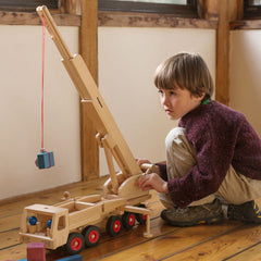 mobile crane - Nova Natural Toys & Crafts - 1