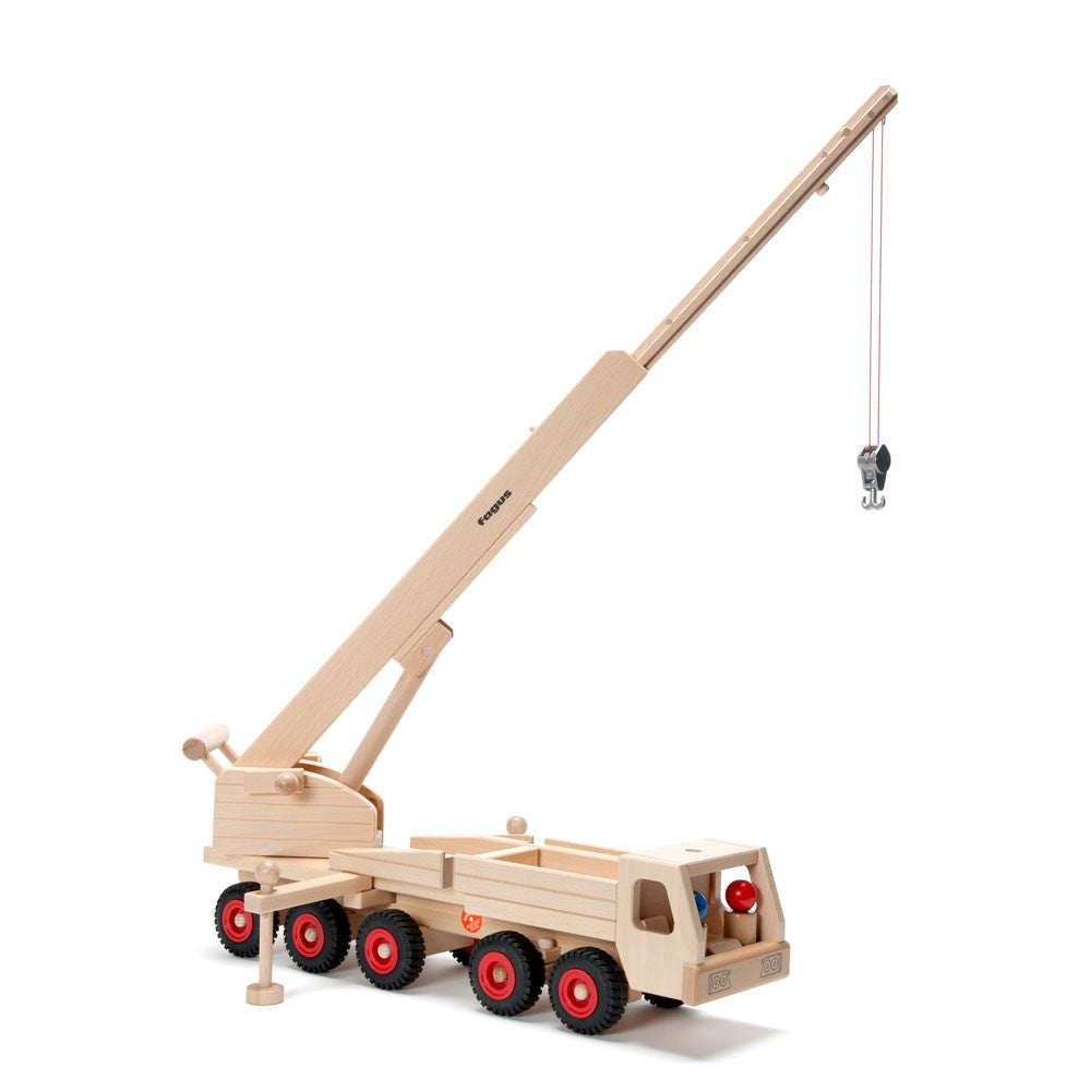 mobile crane - Nova Natural Toys & Crafts - 3