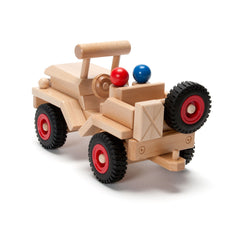 jeep - Nova Natural Toys & Crafts - 2