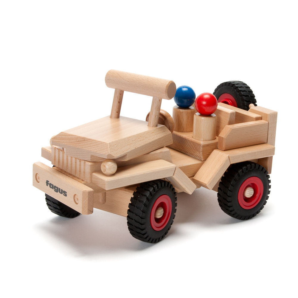 jeep - Nova Natural Toys & Crafts - 1