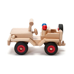 jeep - Nova Natural Toys & Crafts - 3