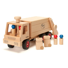 garbage truck - Nova Natural Toys & Crafts - 1