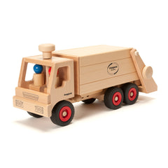 garbage truck - Nova Natural Toys & Crafts - 2