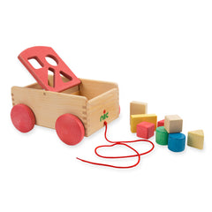 pull along shape sorter