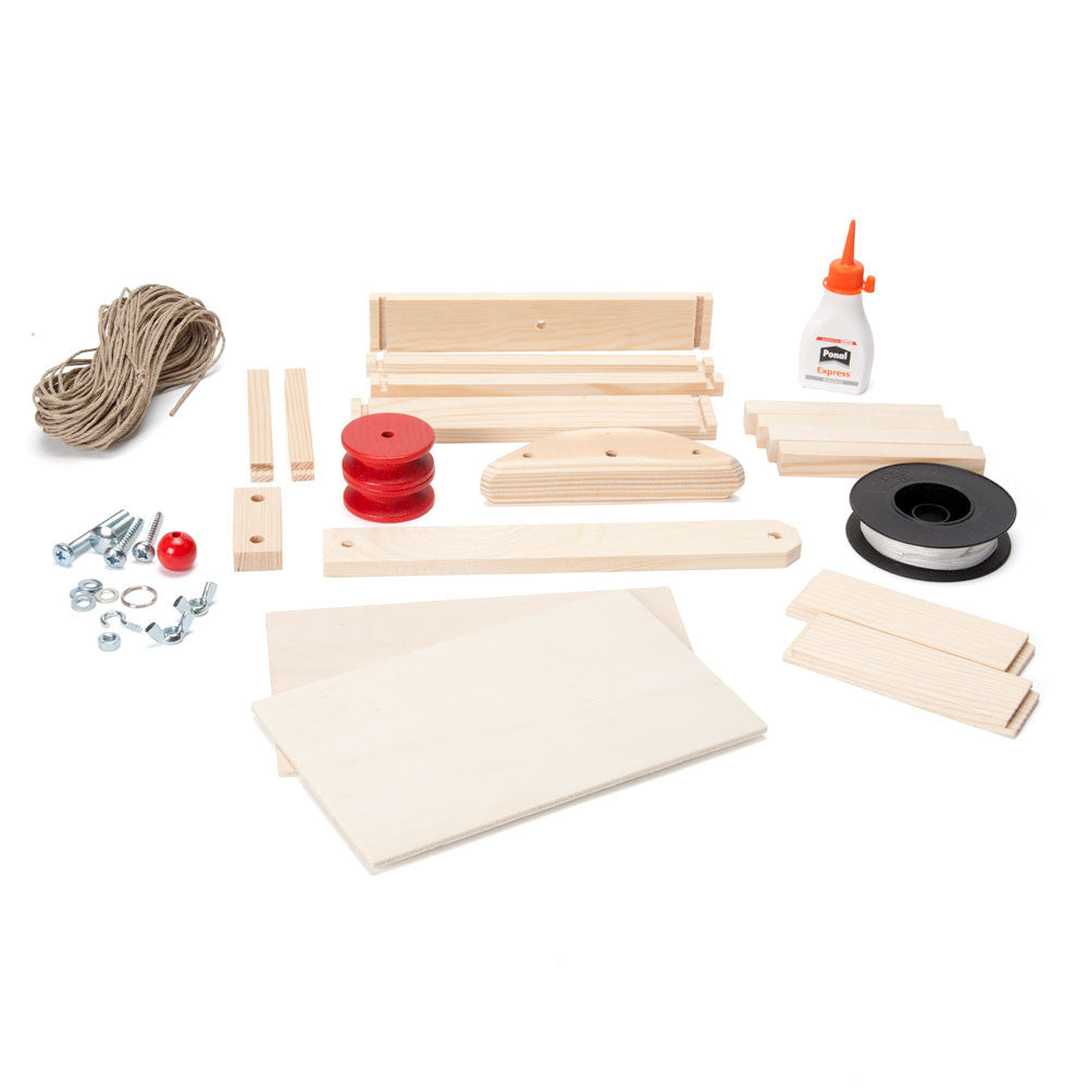 cable car kit - Nova Natural Toys & Crafts - 2