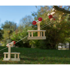 funicular cable car kit with station - Nova Natural Toys & Crafts - 1