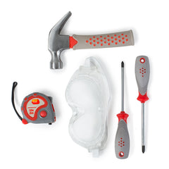kid's 5-piece toolset