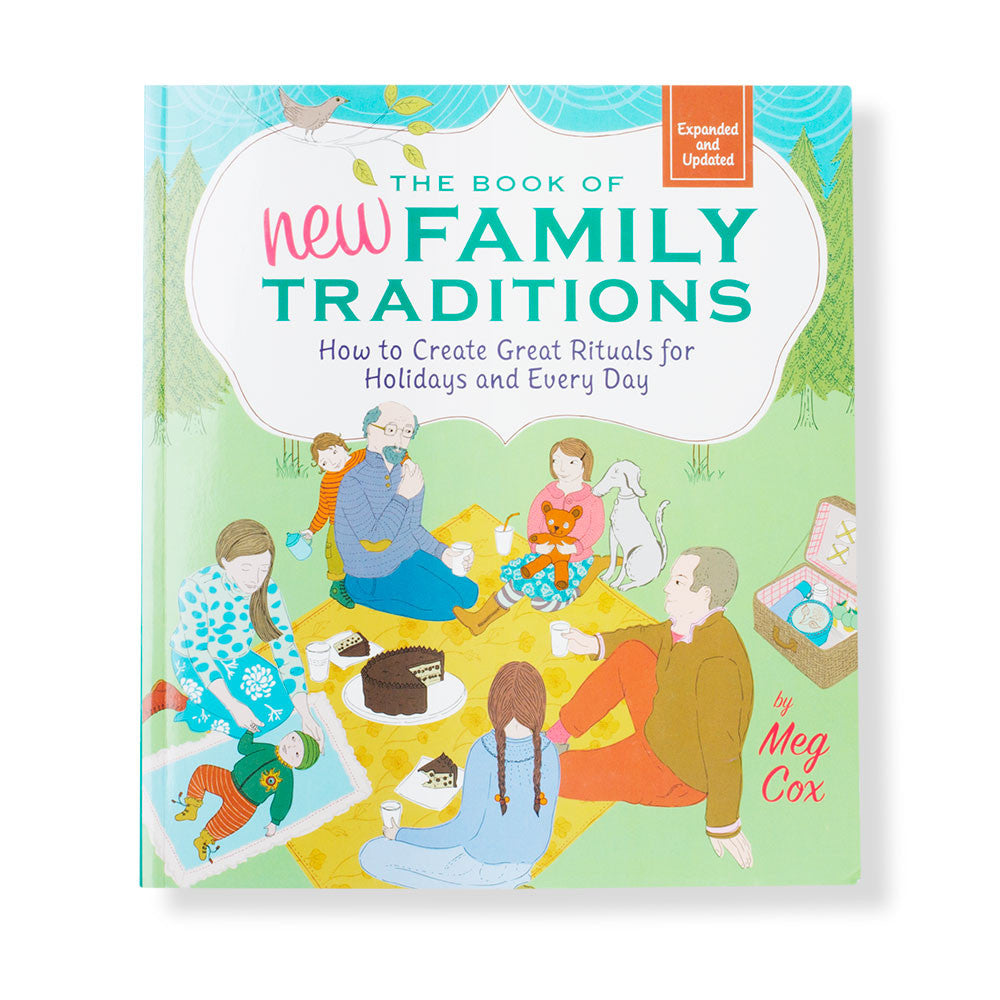 the book of new family traditions - Nova Natural Toys & Crafts - 1