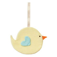 bird pacifier lovey