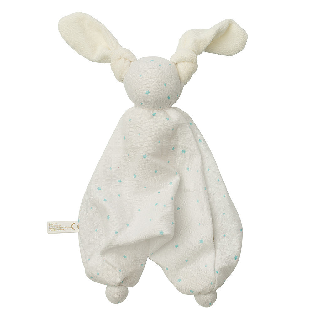 Organic Muslin Baby Blankie - Nova Natural Toys & Crafts - 2