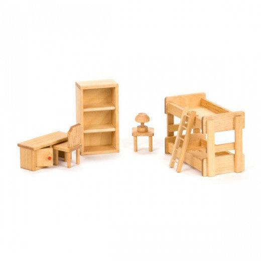 children's classic bedroom set - nova natural toys & crafts