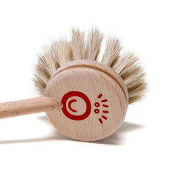 child's dish brush