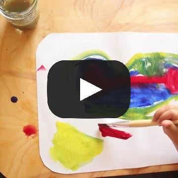 painting with children - Nova Natural Toys & Crafts - 2