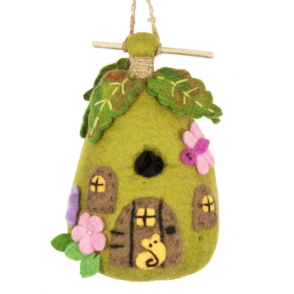felt birdhouse - Nova Natural Toys & Crafts - 2