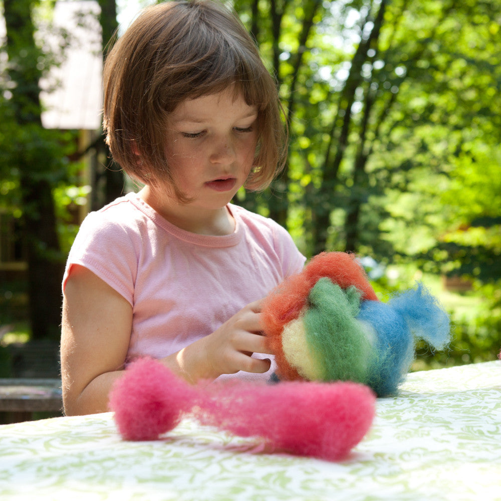felted balls kit - Nova Natural Toys & Crafts - 3