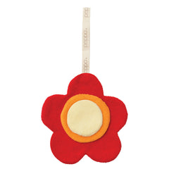 flower pacifier lovey