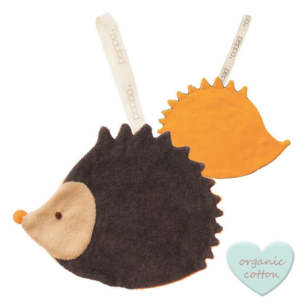 comfort buddy hedgehog - Nova Natural Toys & Crafts - 2