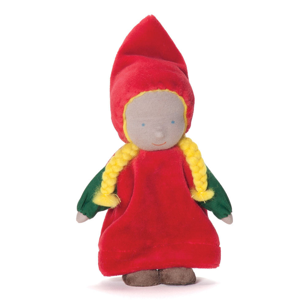 christmas lady gnome - Nova Natural Toys & Crafts