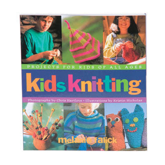 kids knitting - Nova Natural Toys & Crafts