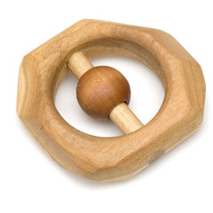 cherry rattle - Nova Natural Toys & Crafts - 1