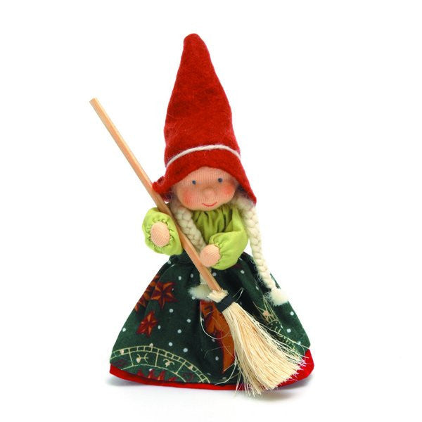 little witch soft doll - Nova Natural Toys & Crafts - 2