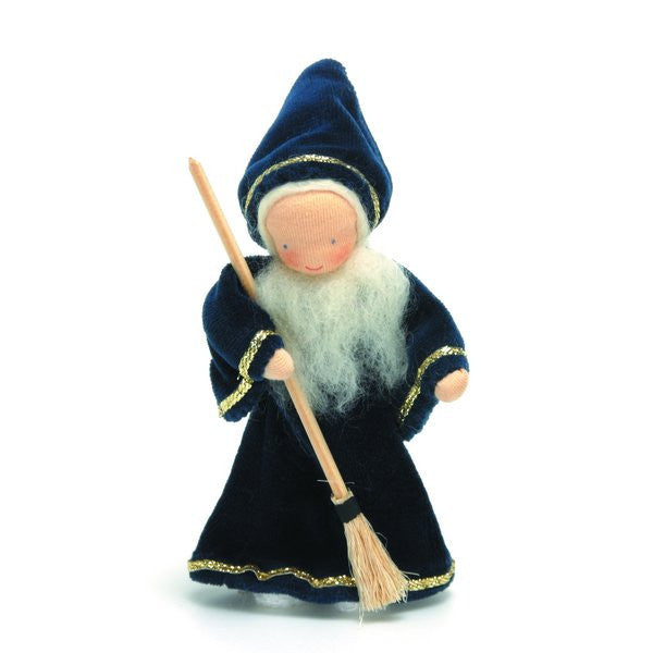 wizard soft doll - Nova Natural Toys & Crafts