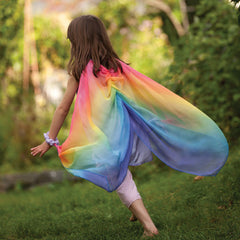 silk fairy dress - Nova Natural Toys & Crafts - 1