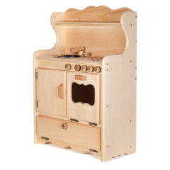 julianna's wooden toy kitchen
