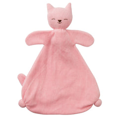 Soft Sweetie Blankie - Pink Cat