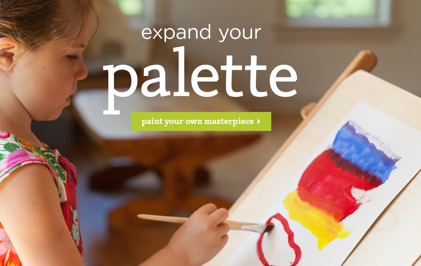 expand your palette