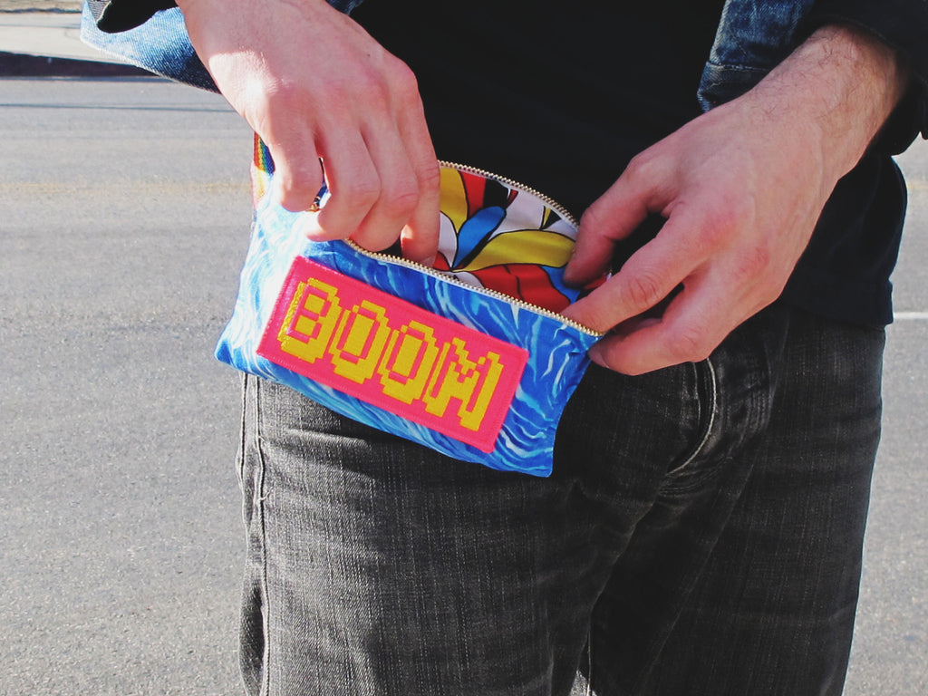 BOOM Fanny Pack!!
