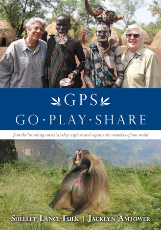 GPS - Go, Play, Share - Available now - book 4 in the adventure series