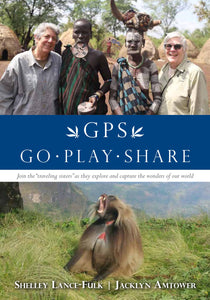 Pre-order today GPS - Go, Play, Share. Use code GPS2020 for $3.00 off thru June 15, 2020