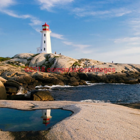 Lighthouse - Peggy's Cove