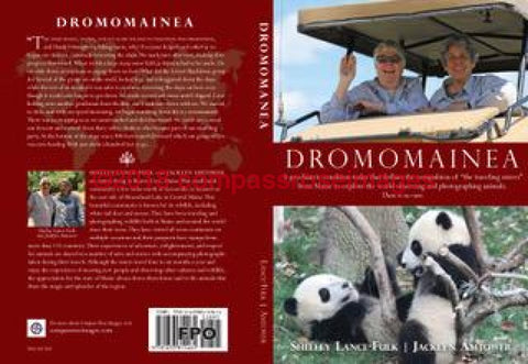 Dromomainea Book