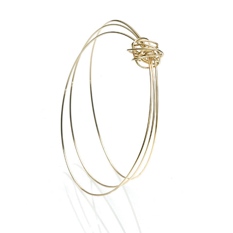 B031001* - Gold-Filled Multi-Wire Bracelet