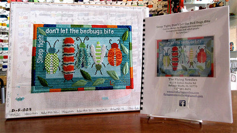 Bed Bugs Stitching Guide
